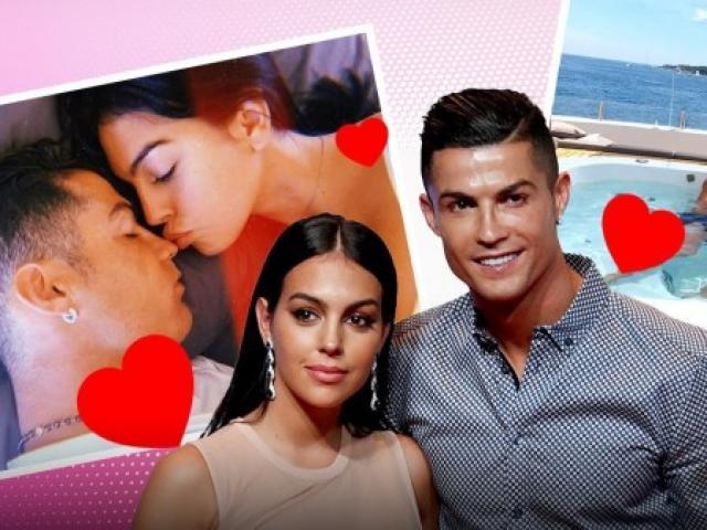 Bạn gái Ronaldo khoe ảnh nóng, chị ruột CR7 cà khịa Van Dijk vì Messi