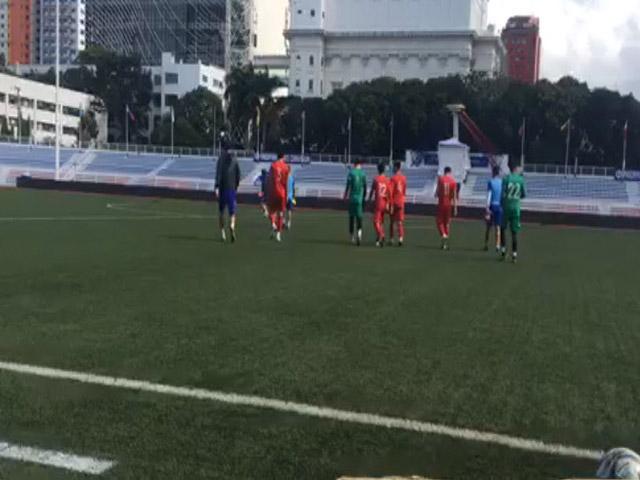 U22 Việt Nam tập đấu U22 Thái Lan: 6 cầu thủ ra sân, chờ tin Quang Hải