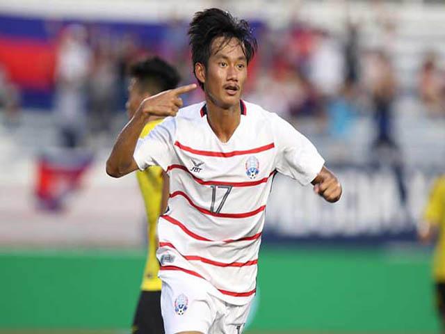 Nóng bảng xếp hạng bảng A SEA Games: U22 Campuchia tạo địa chấn, chờ đấu Việt Nam