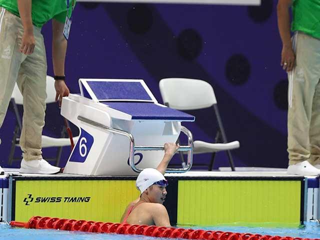 Ánh Viên thi đấu SEA Games ngày 4/12: Lên ngôi nội dung 200m hỗn hợp