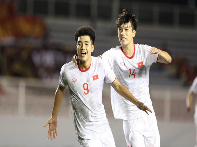 Kịch bản cực sốc SEA Games: U22 Việt Nam thua đậm Thái Lan vẫn đi tiếp