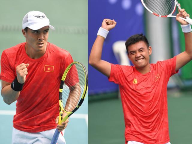 Lịch sử tennis Việt sang trang ở SEA Games: Đẳng cấp Daniel Nguyễn, chiến binh Hoàng Nam