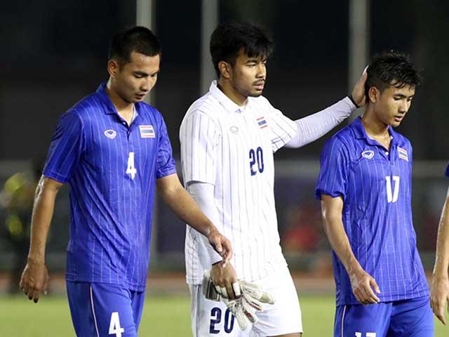 U22 Thái Lan tâm phục khẩu phục Việt Nam, cúi đầu rời SEA Games 30