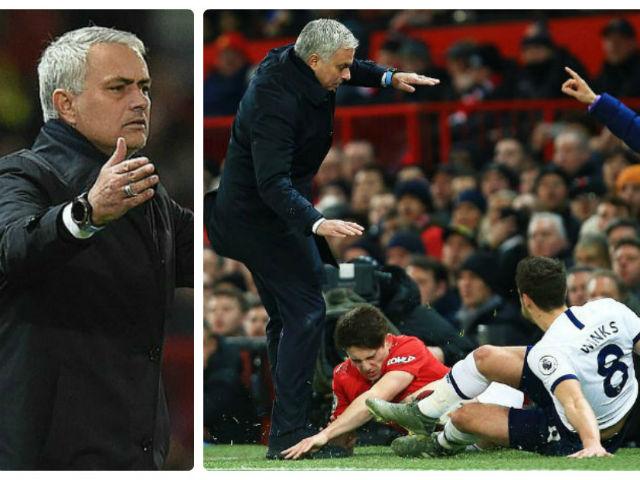 """Mourinho trở lại MU """"thảm họa"""": Bị hạ đo ván, khen trò cũ quá hay"""