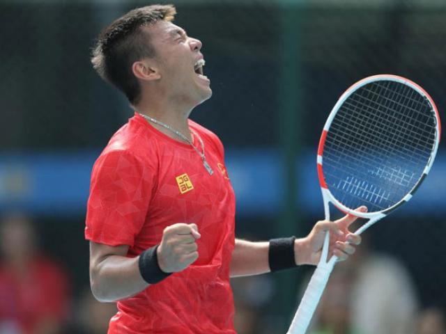 Lý Hoàng Nam lấy HCV, tennis Việt Nam làm nên lịch sử SEA Games