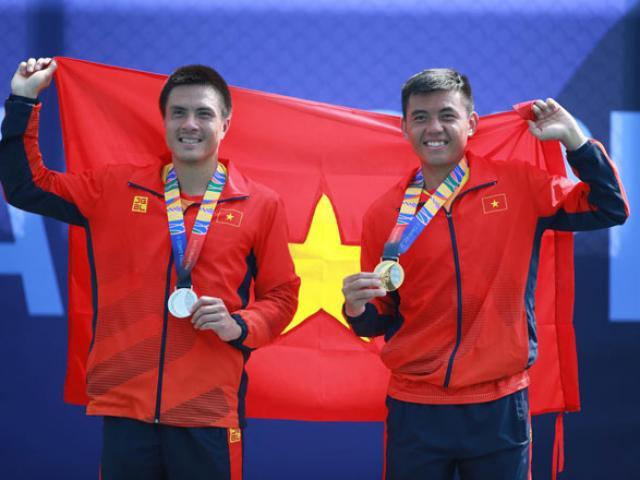 Bảng tổng sắp huy chương SEA Games 30 mới nhất 9/12: Việt Nam cán mốc 71 HCV