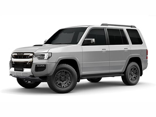 Isuzu nhiều khả năng hồi sinh dòng xe SUV cỡ lớn Trooper