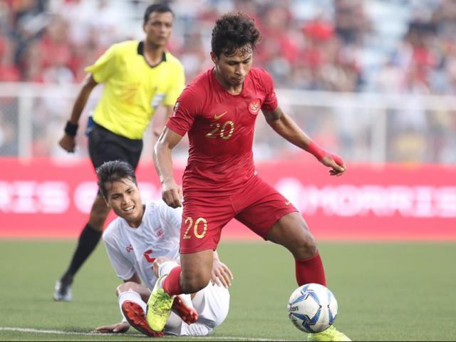 Video highlight trận U22 Myanmar - U22 Indonesia: Tấn công tốc độ, bỏ lỡ tiếc nuối (Hiệp 1)