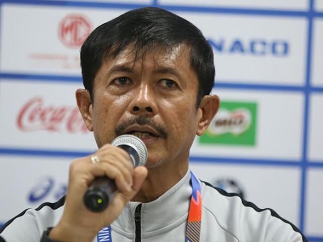U22 Indonesia bùng nổ vào chung kết: HLV Sjafri chúc U22 Việt Nam may mắn