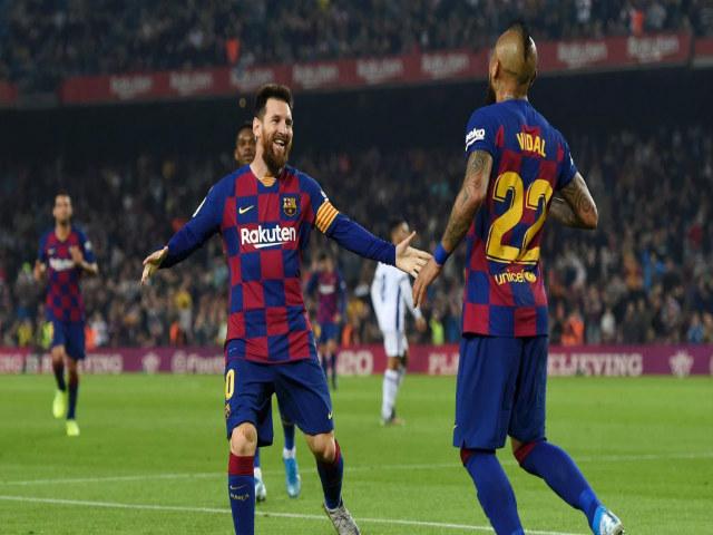 Nhận định bóng đá Barcelona – Mallorca: Trút mưa bàn thắng, Messi mừng QBV thứ 6