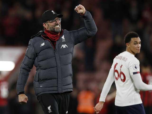 """Liverpool """"vô đối"""" Ngoại hạng Anh: Thống kê sốc chưa chắc vô địch cuối mùa"""