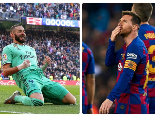 Điểm nóng vòng 16 La Liga: Messi bùng nổ đón Bóng vàng, đua song mã gay cấn