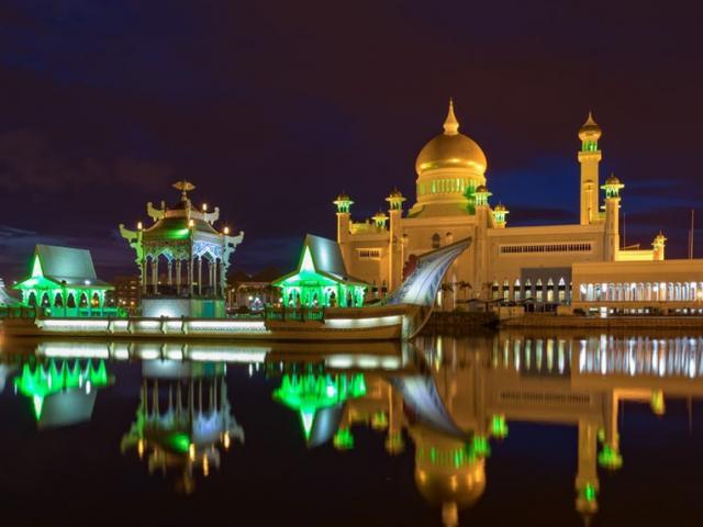 Brunei không chỉ giàu mà còn đẹp tới nhường này