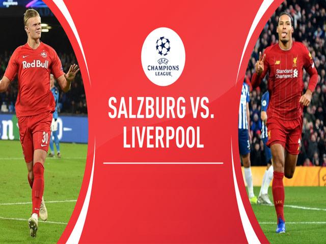 Nhận định bóng đá Salzburg - Liverpool: Ngăn chặn cú sốc, khẳng định vị thế
