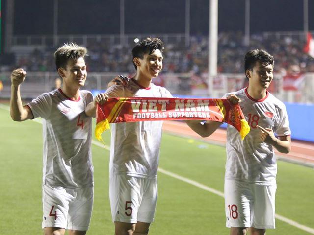 Video highlight trận U22 Việt Nam - U22 Indonesia: 3 bàn tuyệt đỉnh, xưng vương SEA Games