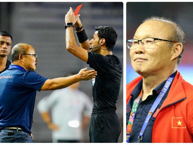 Thầy Park nhận thẻ đỏ chung kết SEA Games: Có bị cấm chỉ đạo ở U23 châu Á?