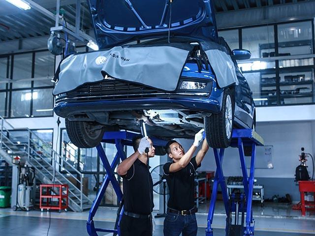 Vừa tung khuyến mãi, Volkswagen Việt Nam tiếp tục ưu đãi giảm thêm 20% giá phụ tùng