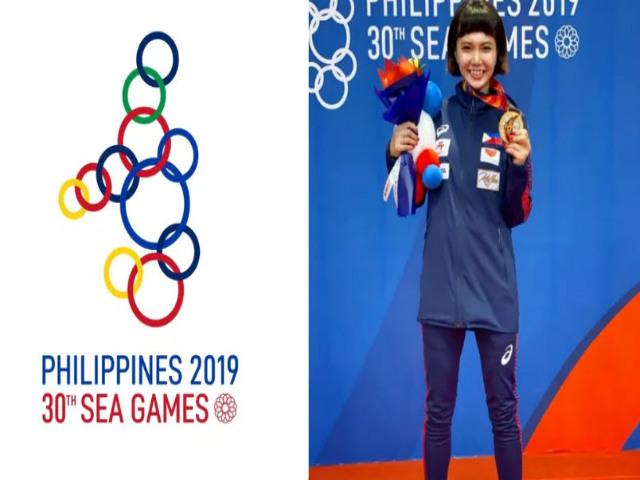 Chuyện lạ SEA Games 30: Nữ võ sĩ Philippines giành HCV bất ngờ oán trách HLV