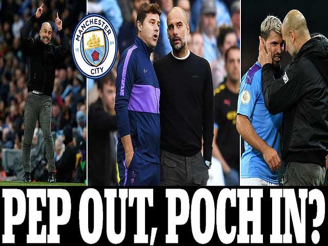 Ngoại hạng Anh rung chuyển: Pep ra đi, Man City tranh Pochettino với MU
