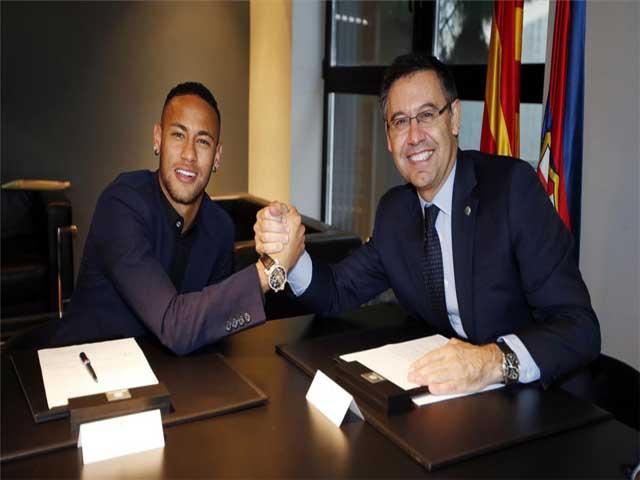 Neymar phản bội Barca lần 2: Cầu xin trở lại không thành, lại vác đơn đi kiện