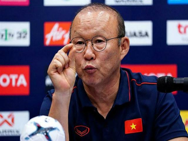 HLV Park Hang Seo tuyên bố tương lai: Hàn Quốc ngỡ ngàng, Việt Nam mừng thầm