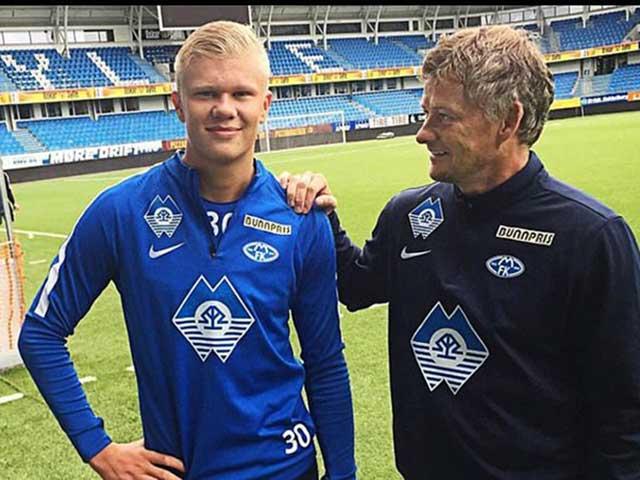 Solskjaer bay gấp đến Áo, thuyết phục sao ghi 28 bàn/22 trận gia nhập MU