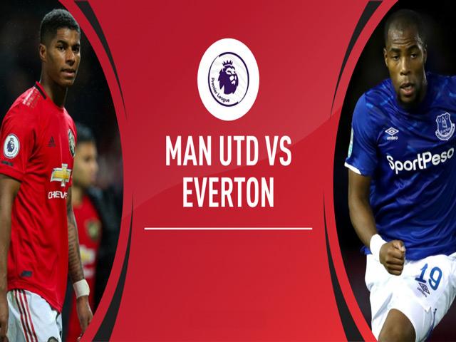Nhận định bóng đá MU - Everton: Tiếp đà thăng hoa, nối dài mạch thắng