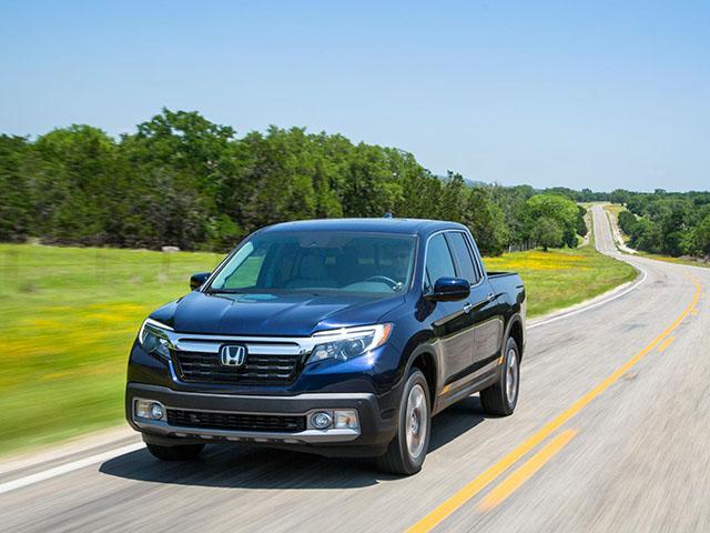 Honda giới thiệu dòng xe bán tải Ridgeline thế hệ mới tại Mỹ