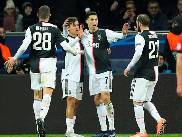 Trực tiếp bóng đá Juventus - Udinese: Bonucci góp vui cuối hiệp (H1)