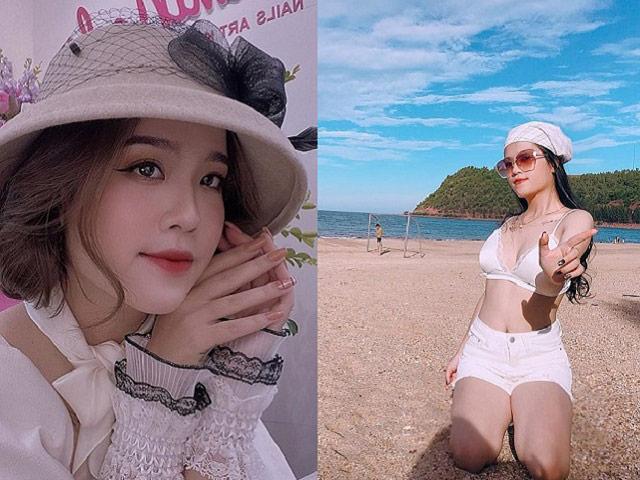 Cô gái xứ Nghệ khiến Quang Hải không ngần ngại bày tỏ tình cảm trên mạng xã hội