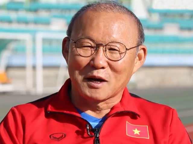 HLV Park Hang Seo tiết lộ dùng đội hình nào cho U23 Việt Nam ở giải châu Á