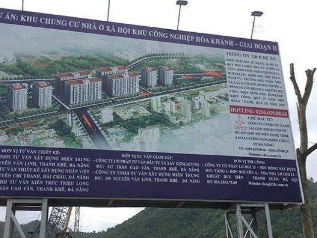 Đà Nẵng: Không cho thuê, bán nhà ở xã hội cho người đã có đất
