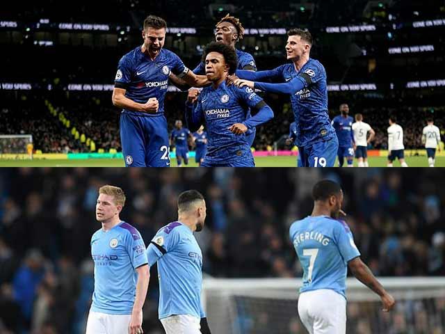 Điểm nóng vòng 18 Ngoại hạng Anh: Man City & Chelsea đại thắng, MU lại mắc bệnh cũ