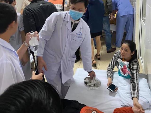 Công an vào cuộc điều tra vụ hơn 100 trẻ mầm non nhập viện nghi ngộ độc thực phẩm