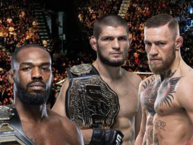 """SAO MMA hay nhất thập kỉ: """"Quỷ vương"""" vượt mặt Khabib, McGregor ở đâu?"""