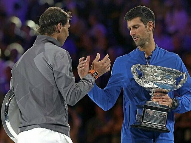 Australian Open mang tin vui đặc biệt cho cả Federer, Djokovic và Nadal