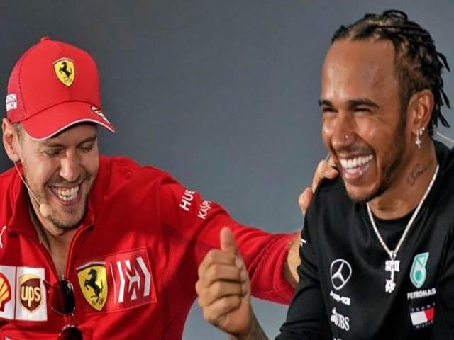 """Đua xe F1: """"Bom tấn"""" 2021 nổ sớm, Hamilton và Vettel trước ngã rẽ quan trọng"""