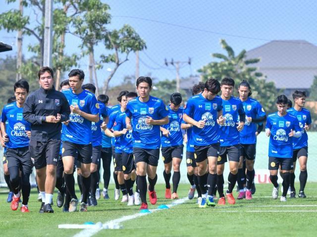 U23 Thái Lan dự U23 châu Á gặp hạn: Mất SAO gốc Thụy Điển & 4 cầu thủ
