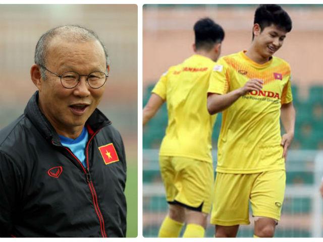 """U23 Việt Nam sắp xung trận U23 châu Á: Hé lộ """"quân bài tẩy"""" của thầy Park"""