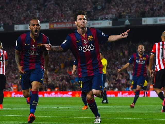 Messi ghi bàn đẹp nhất thập kỷ của Barca: Kinh điển siêu phẩm 1-chọi-5