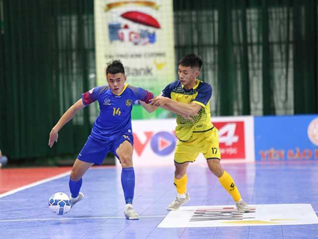 Mưa bàn thắng ngày khai mạc lượt về giải futsal VĐQG, đua top 3 nóng bỏng