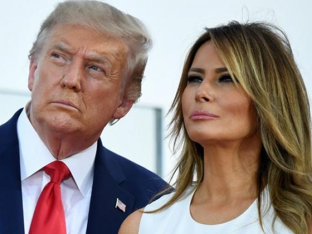 Tổng thống Trump và vợ nhiễm Covid-19