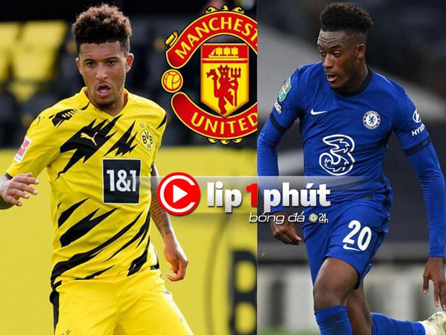 MU mua sao nào trước giờ chốt chuyển nhượng: Sancho đòi rời Dortmund, chốt gấp SAO Chelsea? (Clip 1 phút Bóng đá 24H)