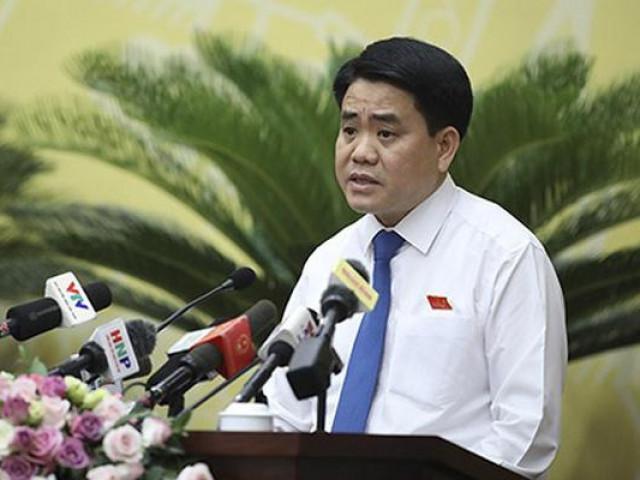 Ông Nguyễn Đức Chung không được tại ngoại: Tội chiếm đoạt bí mật Nhà nước nghiêm trọng mức nào?