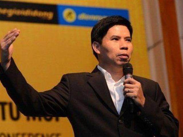 Tỷ phú Nguyễn Đức Tài kể chuyện đi làm thuê để lấy tiền đề xây dựng đế chế tỷ USD