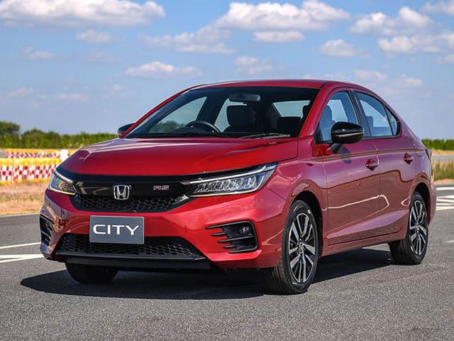 Rộ tin Honda City thế hệ mới sắp về Việt Nam có 3 phiên bản và 2 loại động cơ