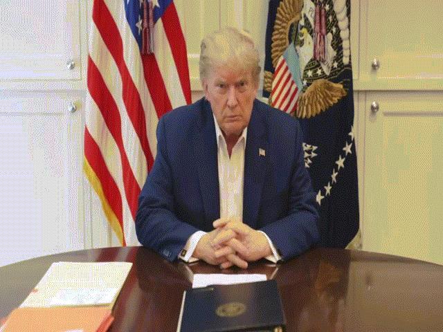 Video: Ông Trump nói về bệnh tình từ bệnh viện, tiết lộ khó khăn vài ngày tới