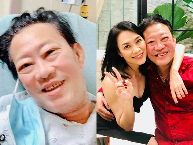 Nhạc sĩ Lê Quang phẫu thuật cắt bàn chân, Mr. Đàm, Mỹ Tâm làm điều đặc biệt