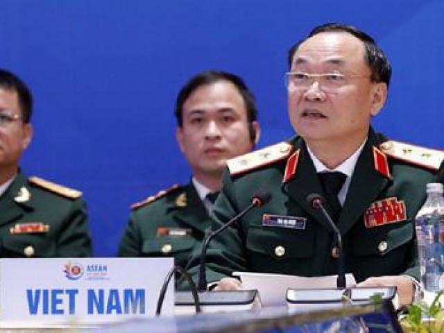 Bổ nhiệm Trung tướng Thái Đại Ngọc giữ chức Tư lệnh Quân khu 5, Bộ Quốc phòng