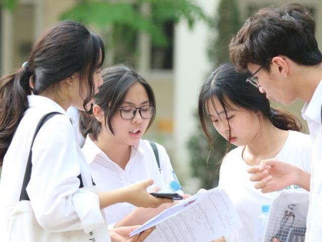 Xuất hiện ngành học có điểm chuẩn chuẩn cao nhất 30/30 điểm